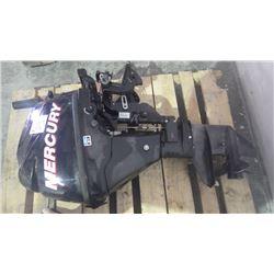 Mercury 8 HP 4 stroke outboard motor