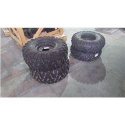 4 Bighorn ATV tires