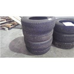 4 general grabber tires