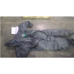 Lakeland Industries Pyrolon disposable coveralls, 1 case of 6 size 3XL