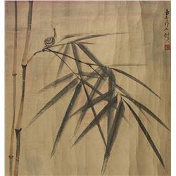 Chen Shuren 1884-1948 Chinese Watercolour Paper