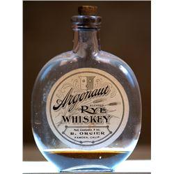 Orcier, Famosa California Pumpkinseed Flask