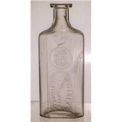 Whitney's Pharmacy Drug Bottle (Healdsburg, California)