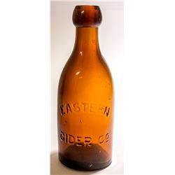 Eastern Cider Soda Bottle (San Francisco, California)