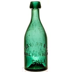 Taylor & Co., Valparaiso, Chile Soda (Gold Rush)