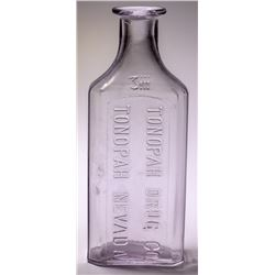 Tonopah Drug Co. Bottle (Tonopah, Nevada)