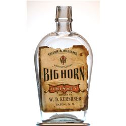 Raton, NM TAYLOR & WILLIAMS LOUISVILLE, KY. BIG HORN WHISKEY