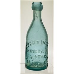 P. Pertdorf Mineral Water, New Orleans