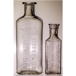 Oklahoma City Drug Bottles