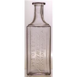 South Dakota Drug Store Bottle