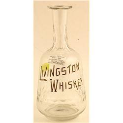 Livingston Whiskey Decanter