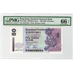 Standard Chartered Bank, 1998-2002, Issued Note