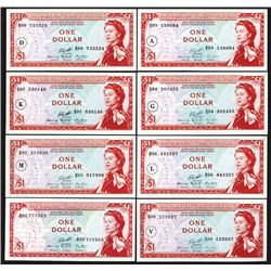 East Caribbean Currency Authority. 1965 ND Issue.