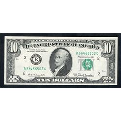 Federal Reserve Note, Series 1969 A, Error Note