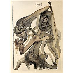 Dali - Hell Canto 4 - The Divine Comedy