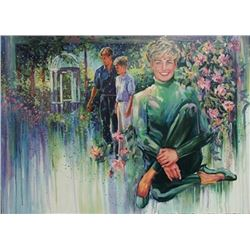 "Garden Portrait"" By Rebecca Haroline"