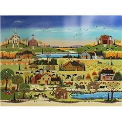 """Neighborhood Farmers"" By Catanabe"