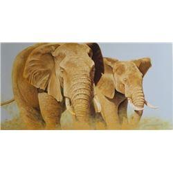 """African Giants"" BY Graene Stenemon"