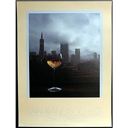 "Fine Art Print ""Claire de Martini"" by San Francisco Fog Inc."