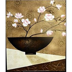 """Fine Art Print """"Cherry Blossom in Bowl"""" by Jo Parray"""