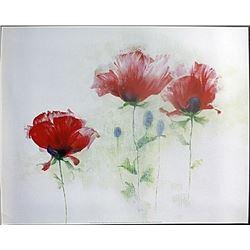 "Fine Art Print ""Red Poppies II"" by Andrea Fontana"