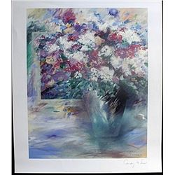 "Fine Art Print ""Floral Composition III"" by Candy Le Sueur"