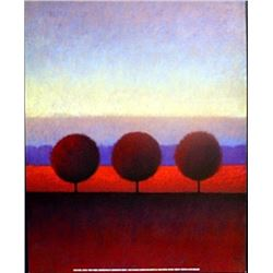 """Fine Art Print """"Dusk"""" by Fred Fieber"""