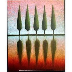 """Fine Art Print """"Reflection II"""" by Fred Fieber"""