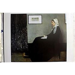 "Fine Art Print ""Portrait of the Artist's Mother"" by James Abbott"