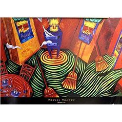 "Fine Art Print ""Roun on The Verge"" by Patssi Valdez"