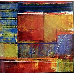 """Fine Art Print """"Arena 10"""" by Fischer Warnica"""
