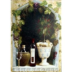 """Fine Art Print """"Olive Oil & Wine Arch I"""" by Welby"""