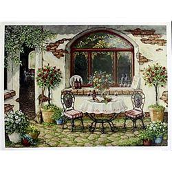 "Fine Art Print ""The White Cellar"" by Janet Kruskamp"