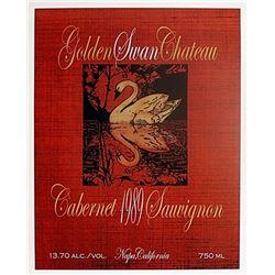 """Fine Art Print """"Golden Swen"""" by Ralph Burch"""