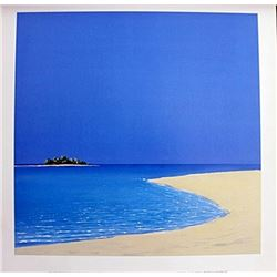 "Fine Art Print ""Island in the Sun I"" by Werner Erick"