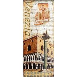 "Fine Art Print ""Venezia"" by T. Chaden"
