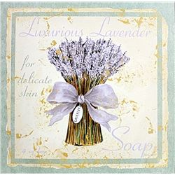 "Fine Art Print ""Luxurios Lavender"" by Kathy Hatch"