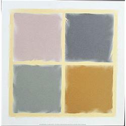 "Fine Art Print ""Quadrilaterals II"" by Garner Morton"