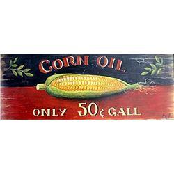 """Fine Art Print """"Corn Oil"""" by M. Gordon"""