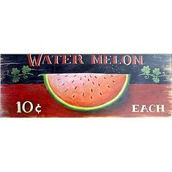 """Fine Art Print """"Watermelon"""" by M. Gordon"""