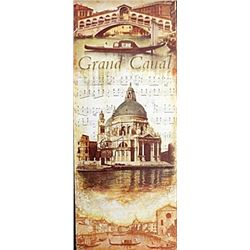 "Fine Art Print ""Grand Canal"" by Tina Chaden"