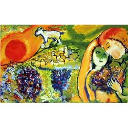 Signed Marc Chagall