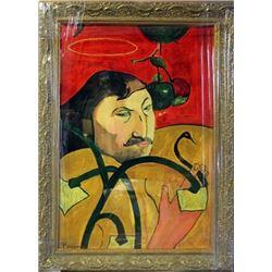 Signed Gauguin