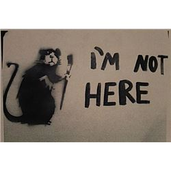 Banksy - Untitled