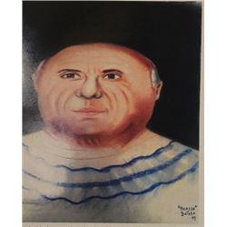 Fernando Botero -Picasso