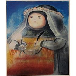 Fernando Botero - Sor Karla