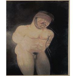 Fernando Botero - El Prisionero