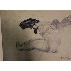 Fernando Botero - El Castigado