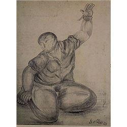Fernando Botero - El Encarcelado
