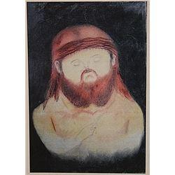 Fernando Botero - Jesucristo